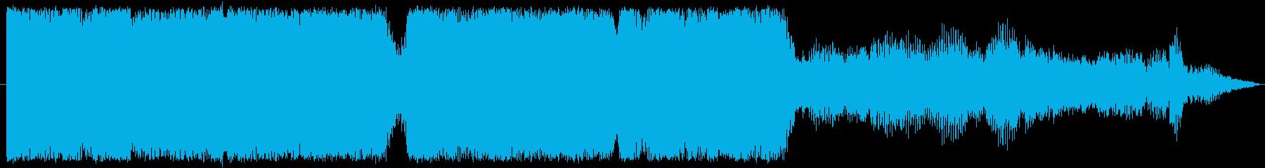 電気アークフラックス、プラズマエネ...の再生済みの波形
