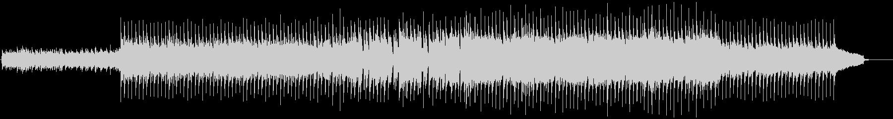 VP系11、爽やかなロック、ドライブEの未再生の波形