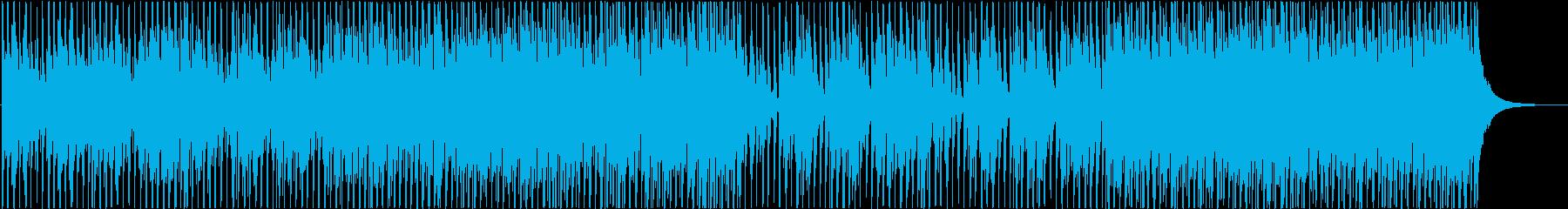 幸せ、ウクレレ、子供たちの再生済みの波形