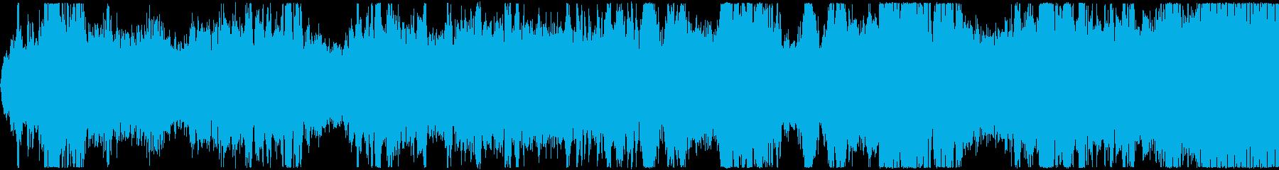 神秘のヴェールに包まれた、静謐な歌の調…の再生済みの波形