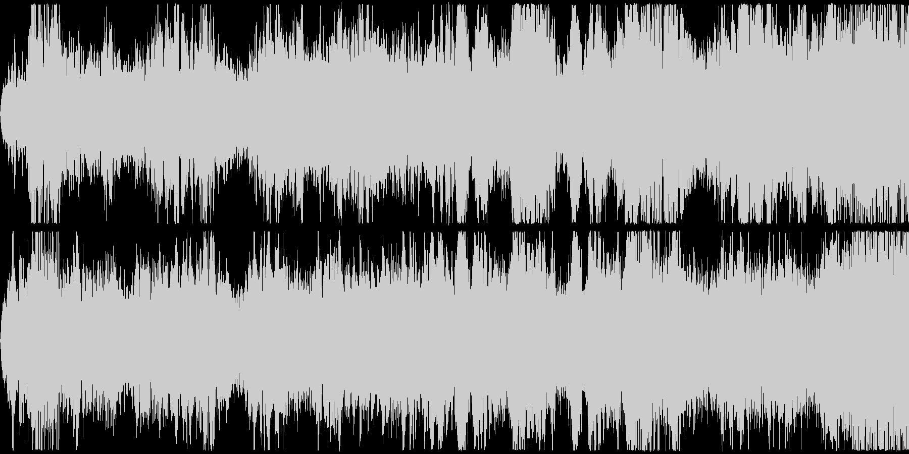 神秘のヴェールに包まれた、静謐な歌の調…の未再生の波形