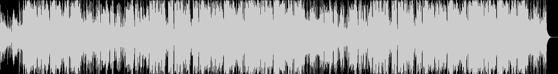 異世界・ファンタジーのロックBGMの未再生の波形