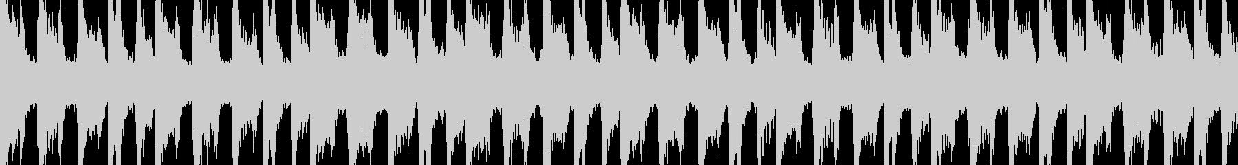 エキゾチックでシンプルなダンスLoopの未再生の波形