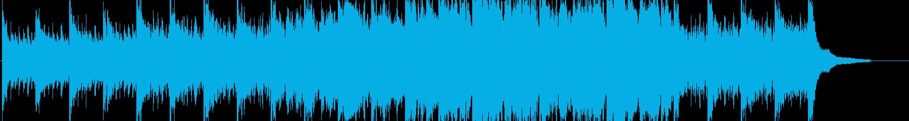 やさしいピアノとオーケストラ_01の再生済みの波形