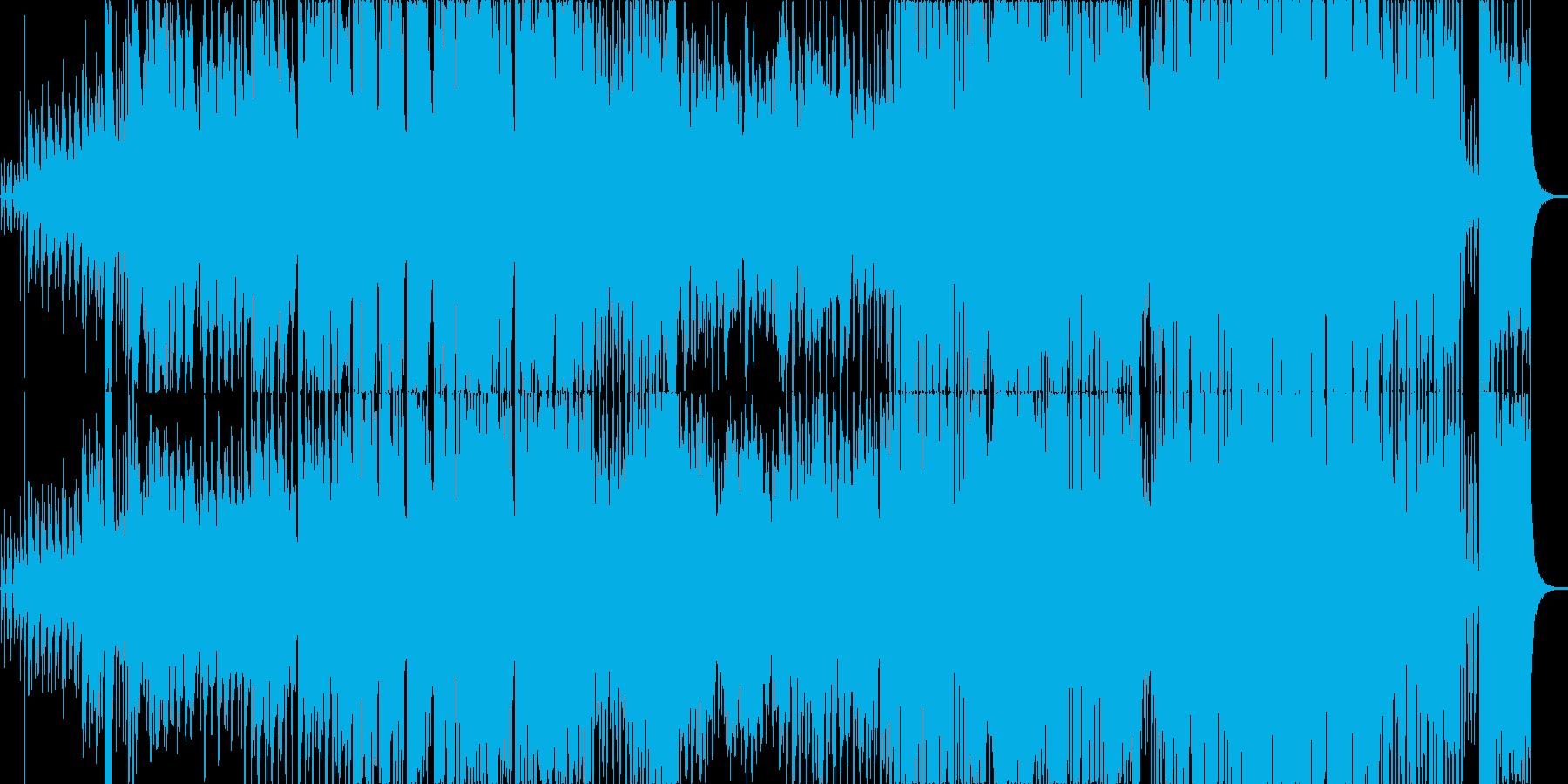 オールドだけどスタイリッシュなジャズの再生済みの波形