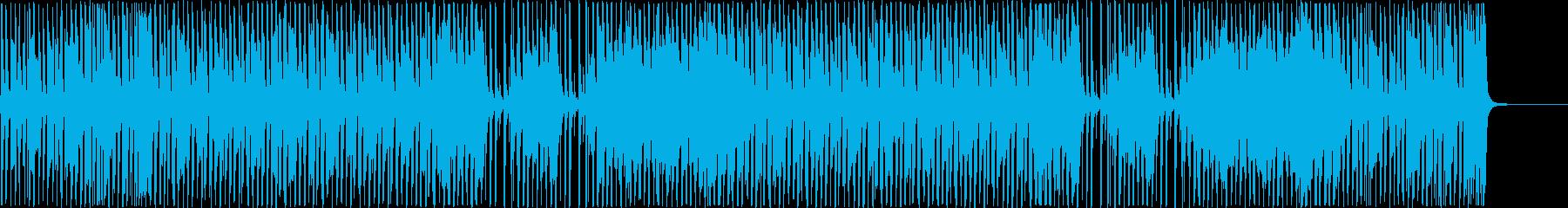 【メロなし】楽しく元気な口笛BGMの再生済みの波形