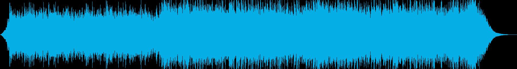 代替案 ポップ クラシック 交響曲...の再生済みの波形