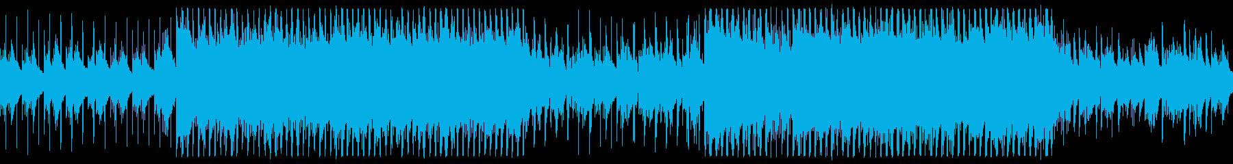【ループ版】企業VP・CM 感動的の再生済みの波形