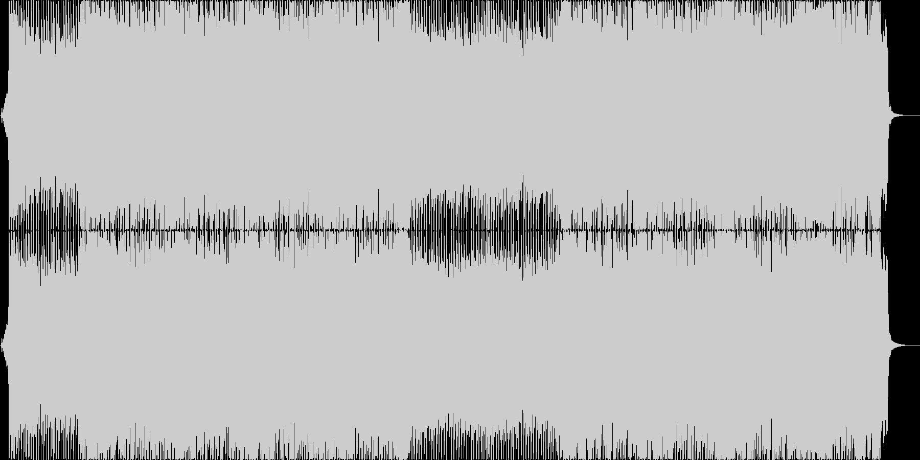 ベルとストリングスのドラマチックポップの未再生の波形