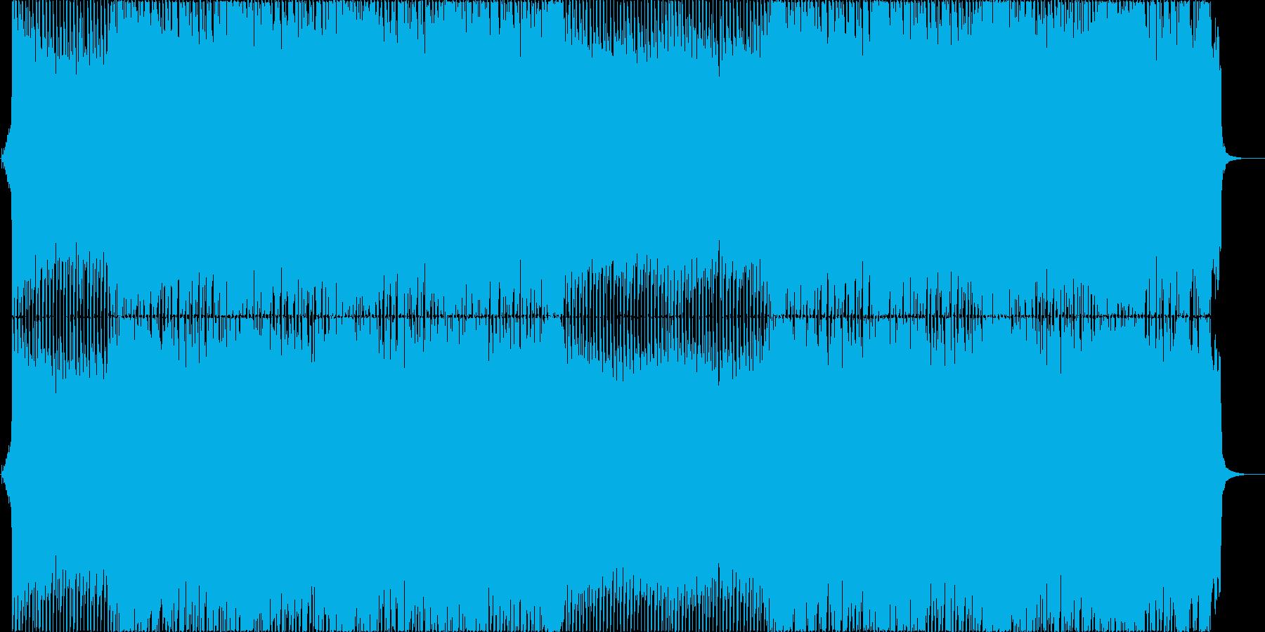 ベルとストリングスのドラマチックポップの再生済みの波形