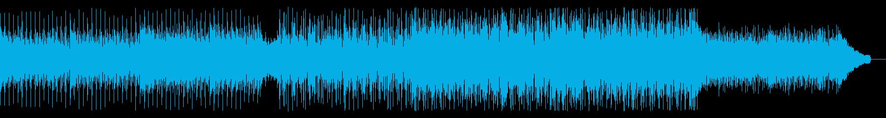 サマーシーズンにピッタリなサンバ調ポップの再生済みの波形