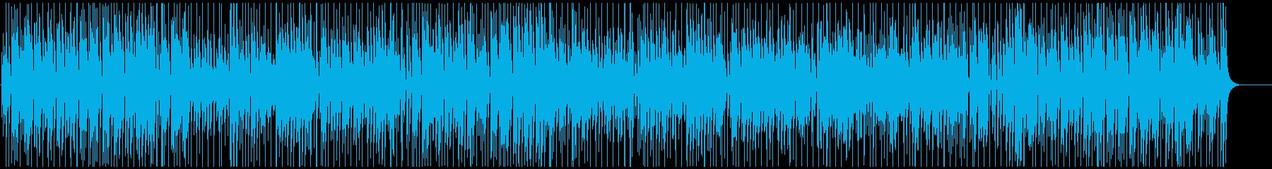 わくわく・ポップな日常BGMの再生済みの波形