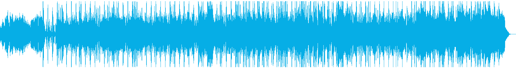 Frankfurter Waltzの再生済みの波形