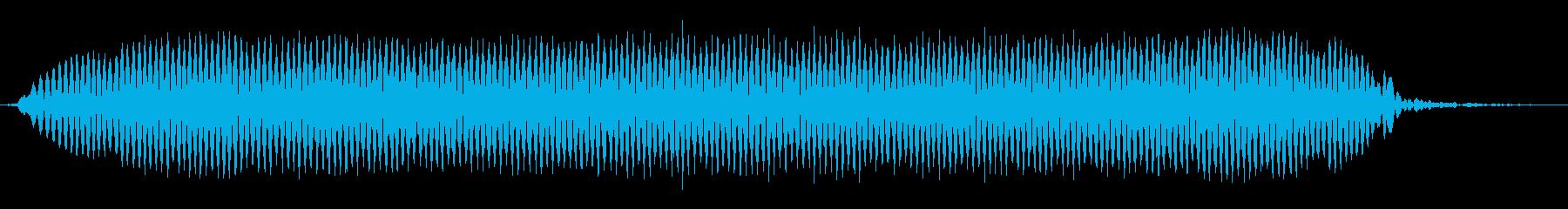 「ピィィーッ」サッカー重大なファールの笛の再生済みの波形