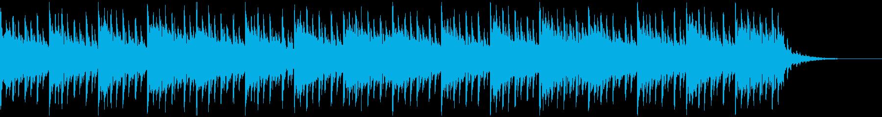 プレゼンテーションテクノロジー(39秒)の再生済みの波形