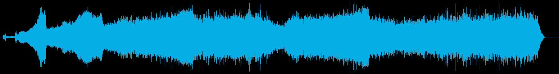 コンパクトカースタートエンジン、1...の再生済みの波形