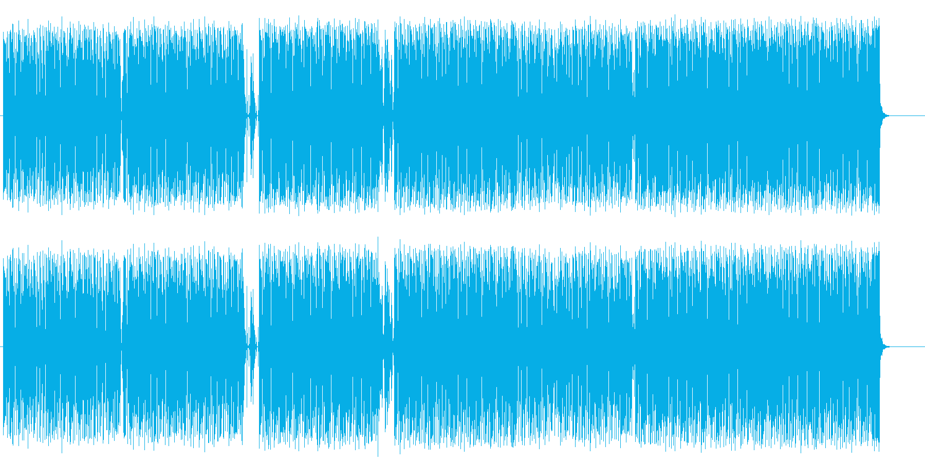 ヒップホップ 流行 若さ 淡々 あやしいの再生済みの波形