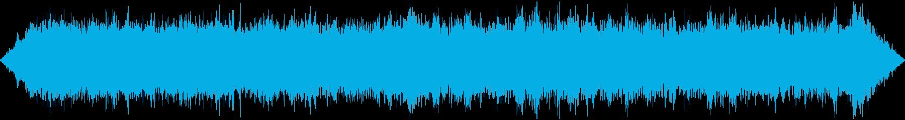 ダークアンビエント_04 ホラーな館の再生済みの波形