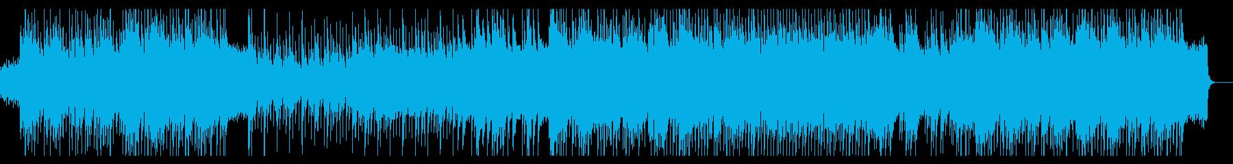 ニュース・情報番組、清涼ピアノポップスLの再生済みの波形