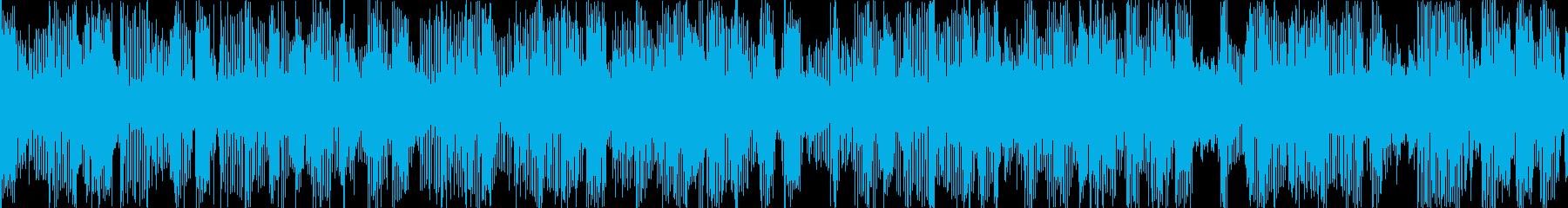 8bitピコピコ(メロディー2)の再生済みの波形