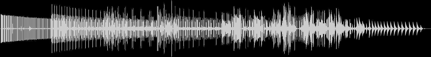 ギュイギュイギュイン(下降)の未再生の波形