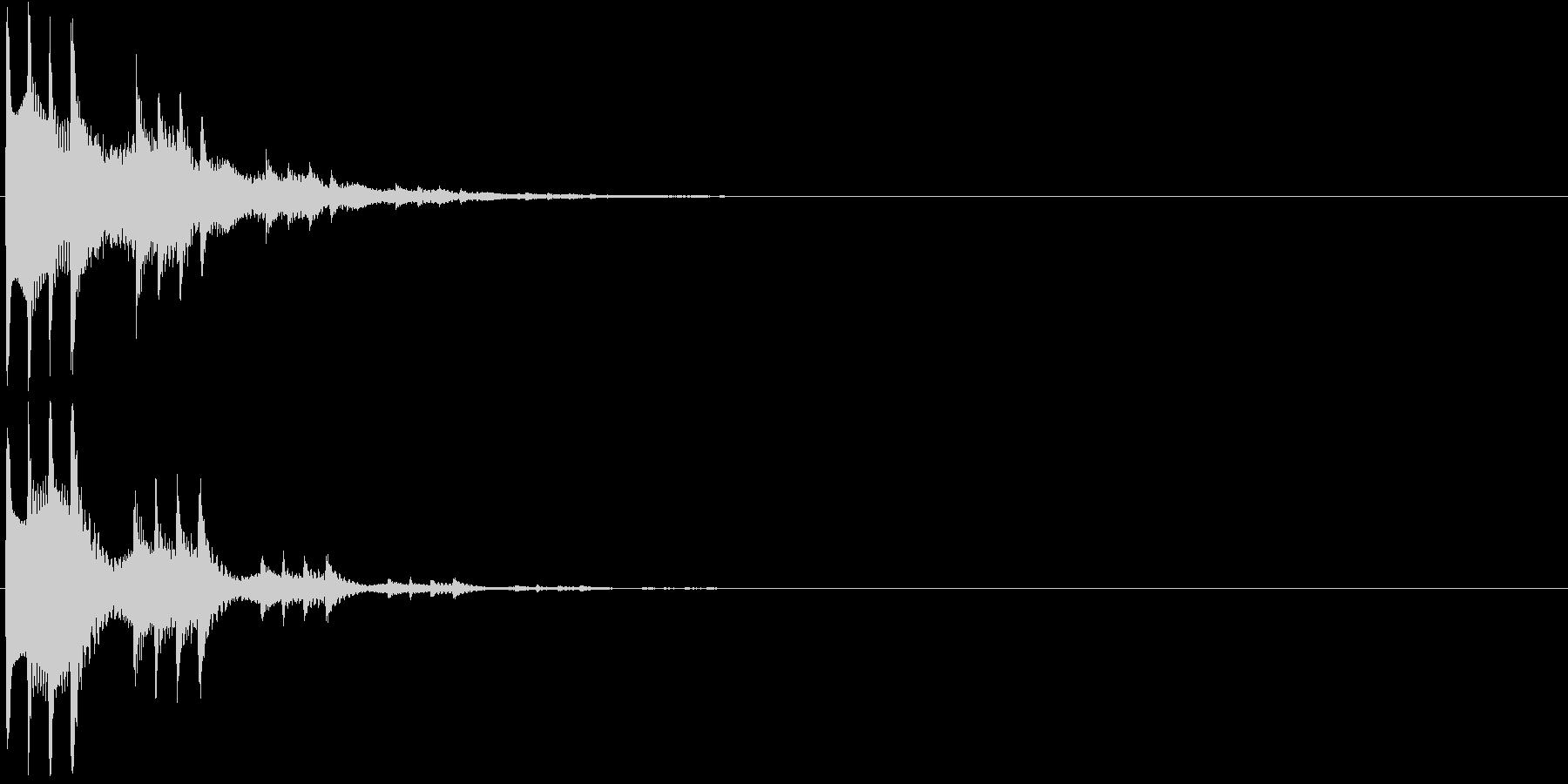 ピロリンピロリンピ…(トピック・テーマ)の未再生の波形