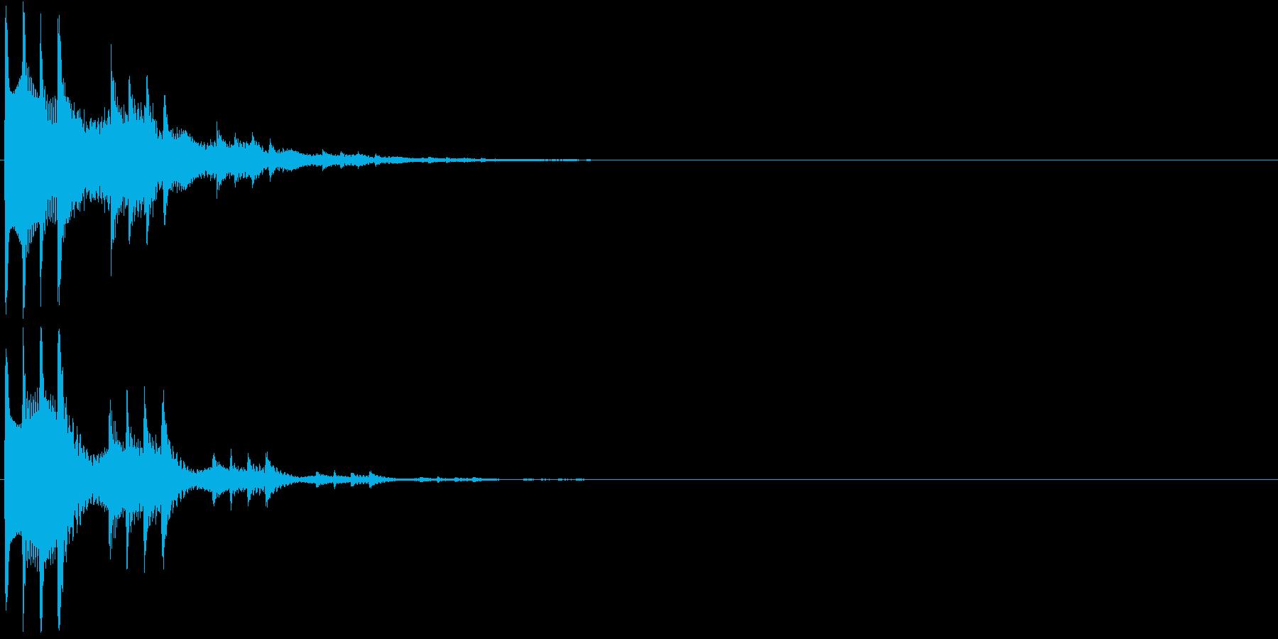 ピロリンピロリンピ…(トピック・テーマ)の再生済みの波形