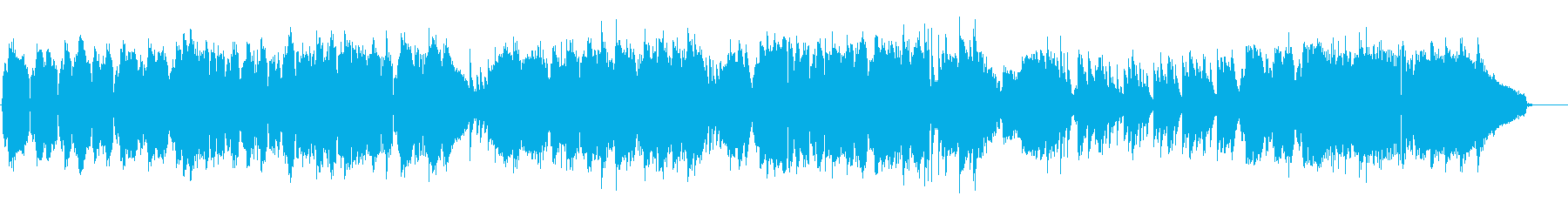 フルートとピアノによる日本情緒−叙情の再生済みの波形
