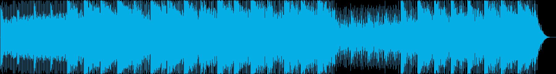 アンビエント ほのぼの 幸せ ファ...の再生済みの波形