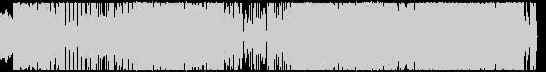 ライフタイム サウンドトラックの未再生の波形