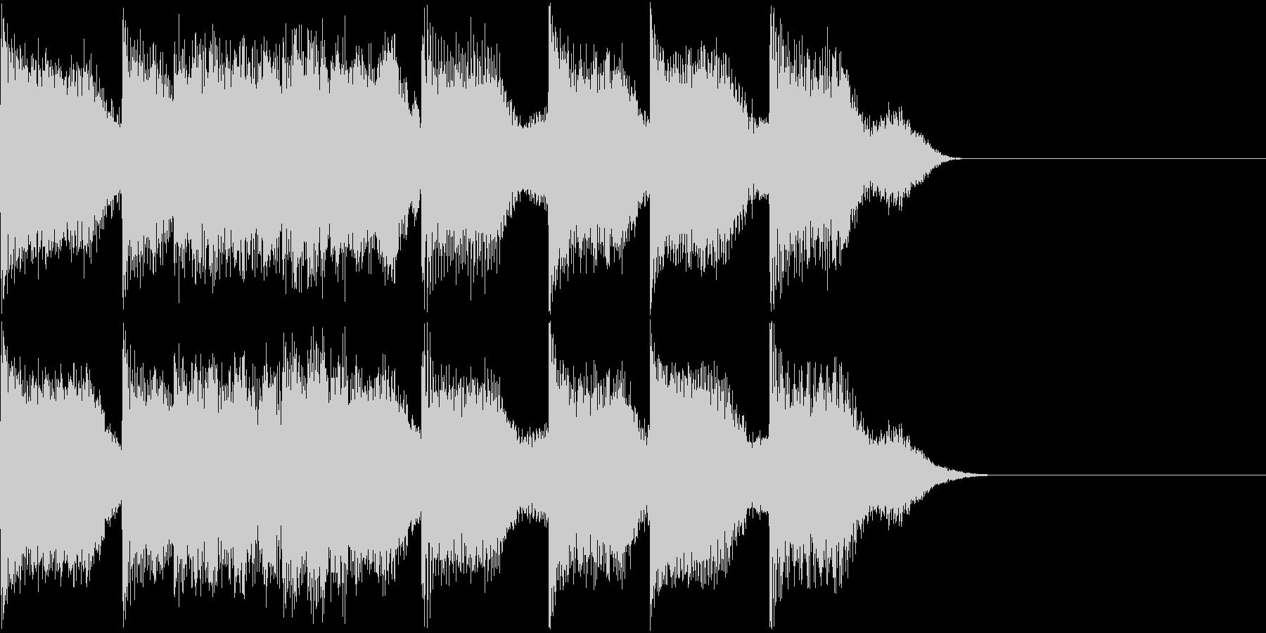 AI メカ/ロボ/マシン動作音 37の未再生の波形