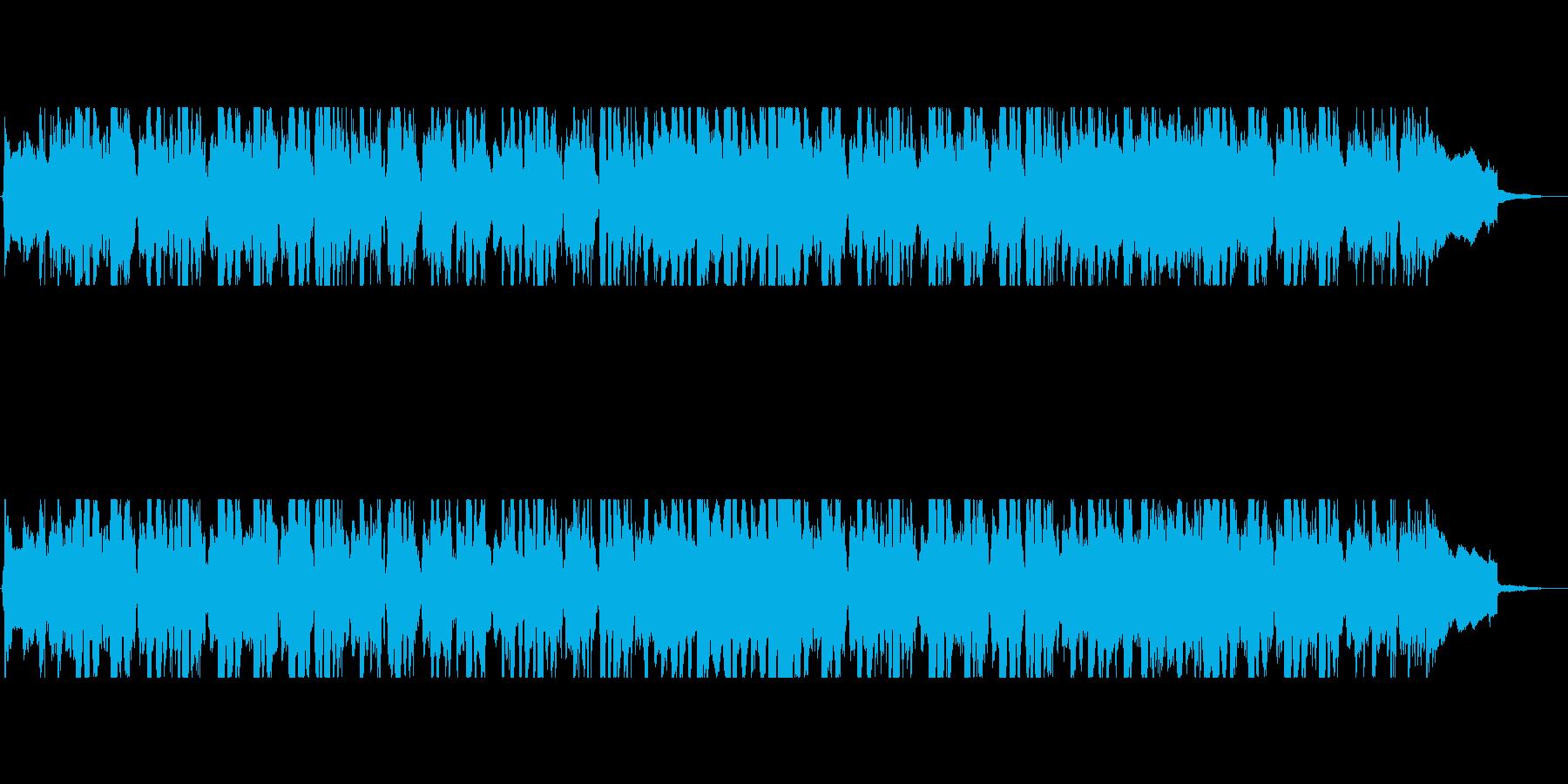 BBQ・バーベキューをテーマにした楽曲の再生済みの波形