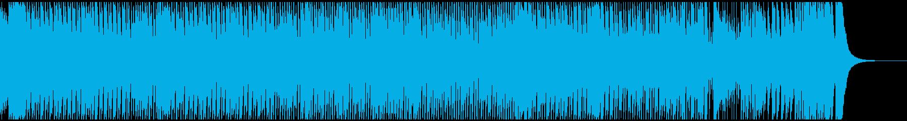 ショパンの幻想即興曲ジャズトリオアレンジの再生済みの波形