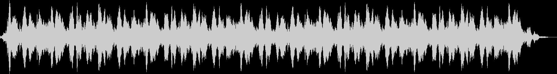 魔法詠唱、 魔法発動、 独白 03の未再生の波形