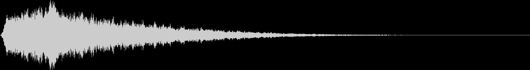 【ホラー】 tonal フワーンッ・・・の未再生の波形