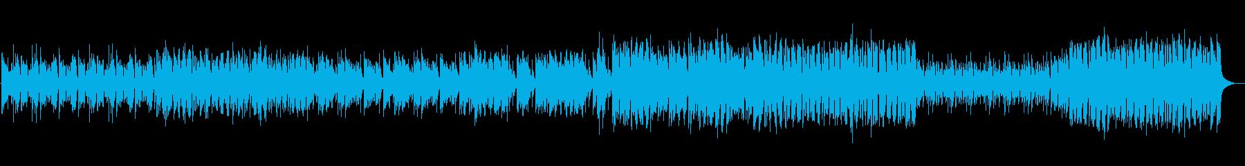 ゲーム/遺跡/ダンジョン/不思議/五拍子の再生済みの波形