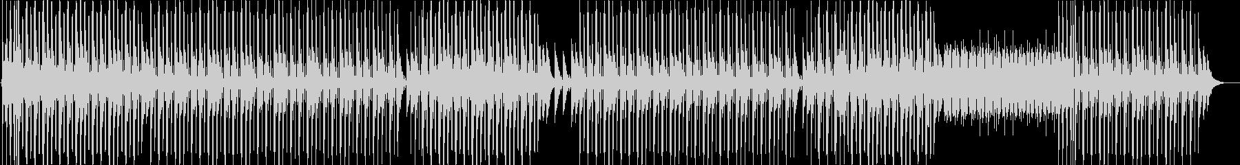 洋楽、トラップソウル、R&Bチルアウト♪の未再生の波形