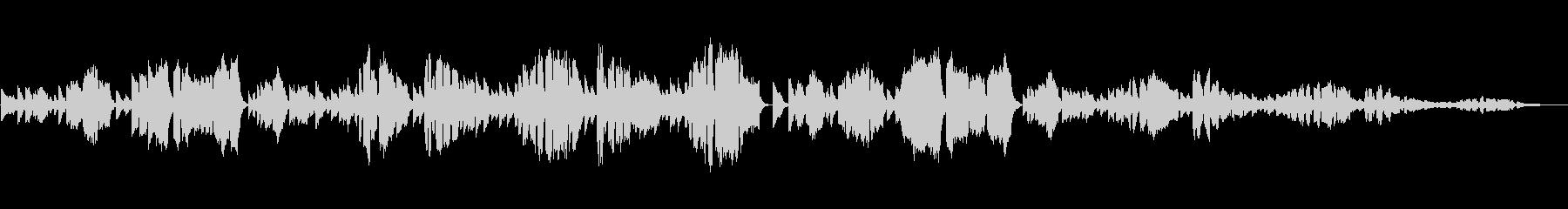 生演奏「行け透明な涙よ」ダウランド/古楽の未再生の波形