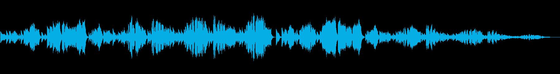 生演奏「行け透明な涙よ」ダウランド/古楽の再生済みの波形