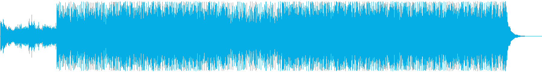 SFシンセインスツルメント。宇宙空...の再生済みの波形