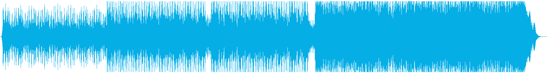 ポップ ロック アクティブ 明るい...の再生済みの波形