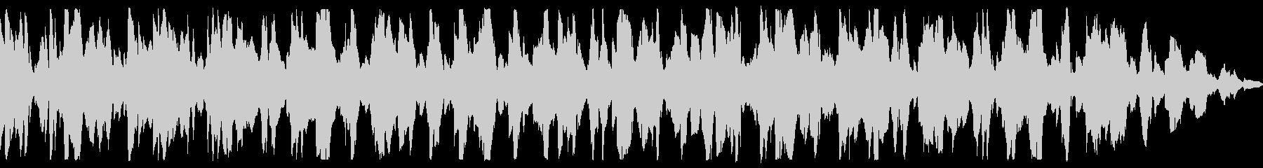 エレピのしっかり聴こえる着信音の未再生の波形