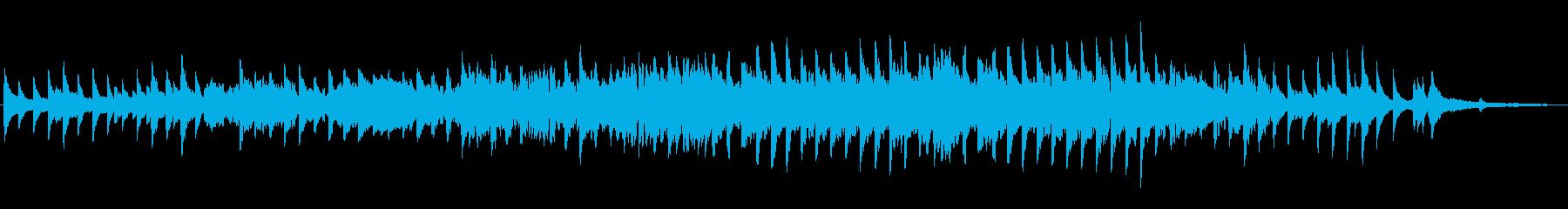 ノスタルジックな雰囲気の曲です_02の再生済みの波形
