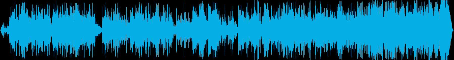 ロックアンドストーンデブリス、連続...の再生済みの波形