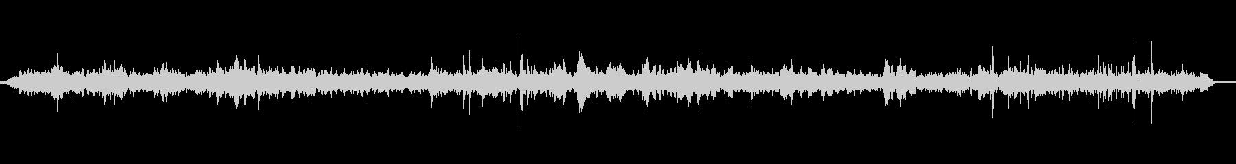 COFFEE SHOP-bar-レジ-声の未再生の波形