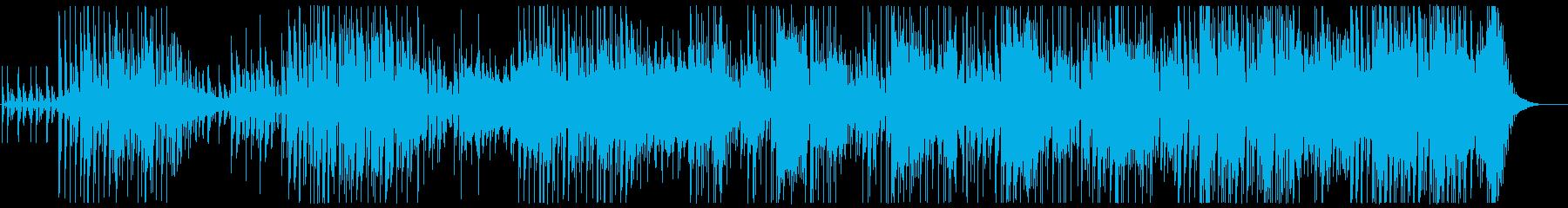 この繊細で劇的なアンダースコア音楽...の再生済みの波形