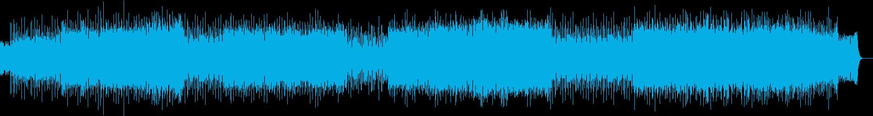 チャイナっぽいメロのEDM。イベントにもの再生済みの波形