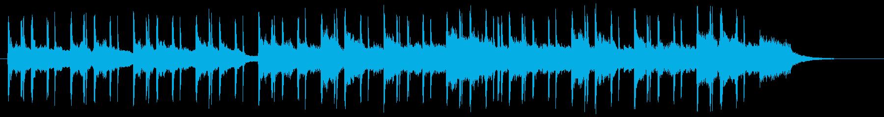 おしゃれ/透明感/ゆったり/R&B01Sの再生済みの波形