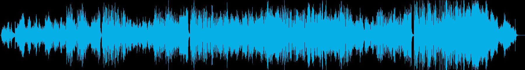 素晴らしいアメリカーナ風のユニーク...の再生済みの波形