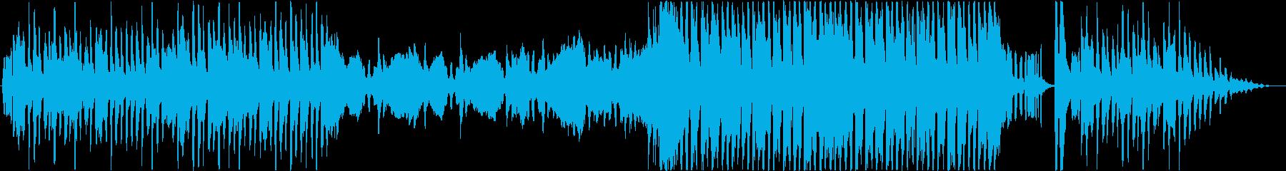 室内楽&ジャズの怪し可愛いハロウィン曲の再生済みの波形
